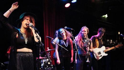 Bild för Ladies got the Blues, 2016-11-23, Musikföreningen Crescendo
