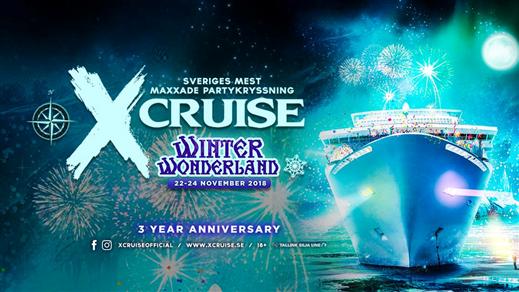 Bild för X-CRUISE VIP ACCESS, 2018-11-22, Värtahamnen