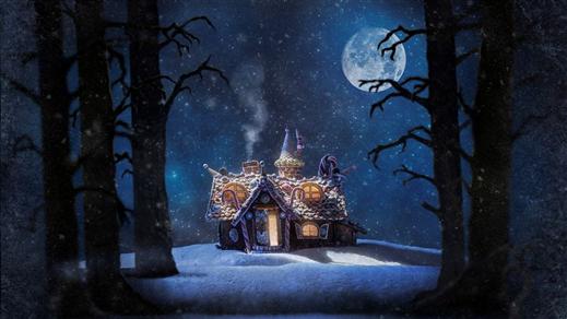 Bild för Hans och Greta, 2019-11-23, Orionteatern Stora scen