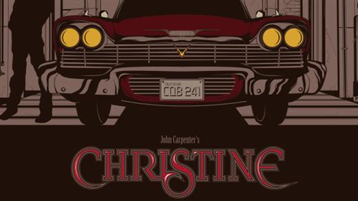 Bild för Christine (1983), 2018-10-14, Draken