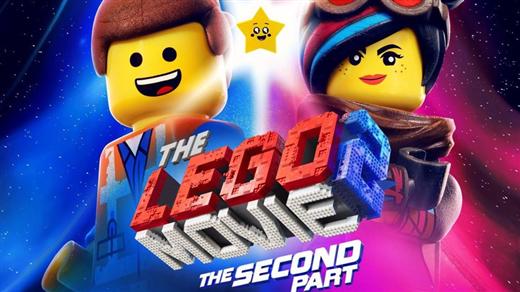 Bild för LEGO® FILMEN 2 (Sv. tal), 2019-02-10, Emmaboda Folkets Hus