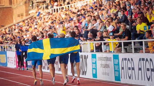 Bild för Finnkampen 4-5 September 2021, 2021-09-04, Stockholms Stadion