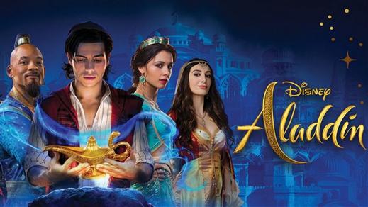 Bild för Aladdin (live action) 2D dubb (Sv. tal), 2019-05-24, Emmaboda Folkets Hus
