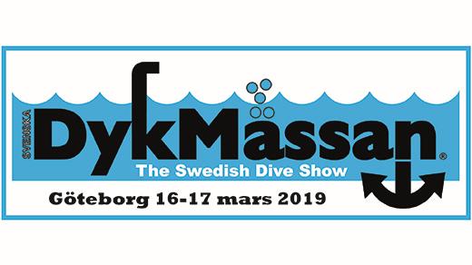 Bild för DykMässan i Göteborg 2019, 2019-03-16, Eriksbergshallen