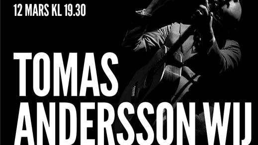 Bild för Tomas Andersson Wij, 2019-03-12, Storsjöteatern