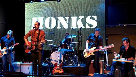 Bild för Honks + Martin Berglund & Stödorkestern, 2018-04-20, Folk Å Rock