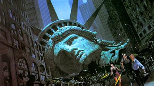Bild för Escape from New York (1981), 2018-04-24, Draken