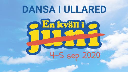 Bild för EN KVÄLL I JUNI 2020 - Dansa i Ullared, 2020-09-04, Hedevi IP