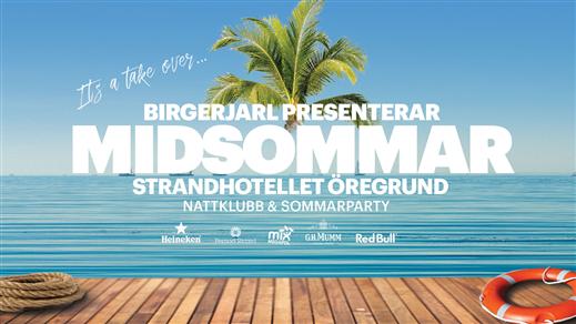 Bild för Midsommar - Bj - Öregrund, 2019-06-21, Birgerjarl Nattklubb