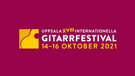 Bild för Uppsala Internationella Gitarrfestival 2021, 2021-10-14, Uppsala Konsert & Kongress - hela huset