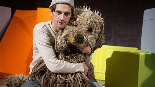 Bild för Vill ha hund!, 2020-11-15, Kulturhuset plan 2/Perspektivet