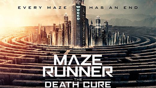 Bild för Maze Runner: The Death Cure, 2018-01-29, Biosalongen Folkets Hus