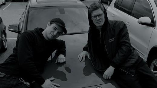 Bild för Kiloton pres. Magnus Nylander & Magnus Glädt, 2018-05-26, Inkonst