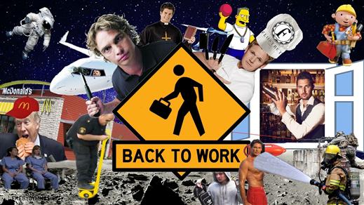 Bild för BACK to WORK - Ekebygymnasiet skiva 2019!, 2019-05-08, Flustret