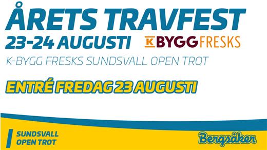 Bild för V75 Bergsåker 2019-08-23, 2019-08-23, Bergsåker