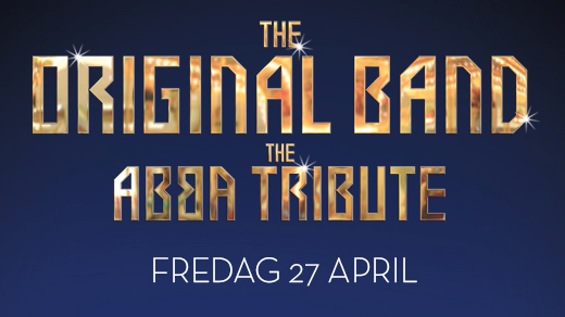 Bild för The Original Band The Abba Tribute Fredag 27/4, 2018-04-27, Härnösands Teater
