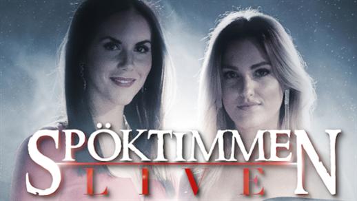 Bild för Spöktimmen LIVE, måndag, 2020-01-27, Moriska Paviljongen