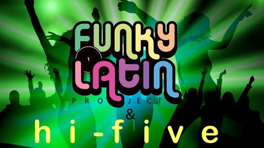 Bild för Funky Latin Project & Hi Five, 2019-11-30, Katalin