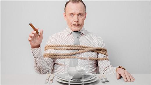 Bild för Den sista måltiden - Mord till bords, 2021-11-20, Mimersalen, Elite Hotel Mimer