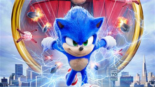 Bild för Sonic the Hedgehog (Sv. tal), 2020-03-03, Bräcke Folkets hus