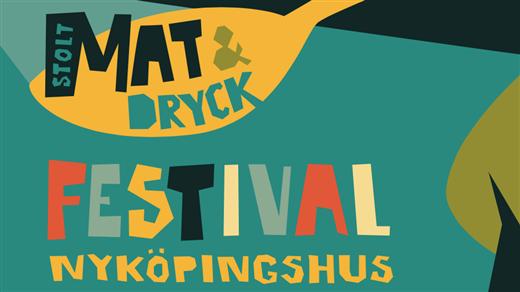 Bild för Stolt Mat & Dryckesfestival, 2021-08-27, Nyköpings Hus
