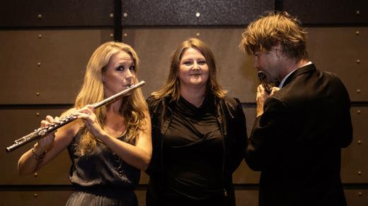 Bild för Magnus Lindgren och Elaria storband, 2019-04-11, Elverket
