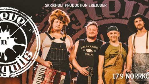 Bild för Steven Seagulls Arbis, 2020-09-17, Arbis Norrköping