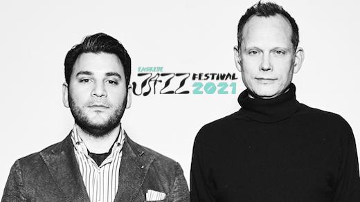 Bild för Boyacioglu/Landæus på Enskede jazzfestival 2021, 2021-09-11, Triangelkyrkan