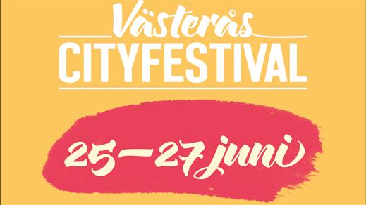 Bild för Västerås Cityfestival 2020, 2020-06-25, Fiskartorget