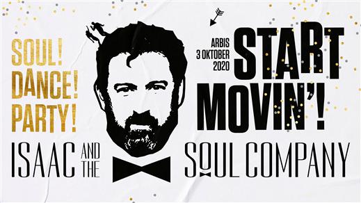 Bild för Isaac And The Soul Company | Arbis, 2020-10-03, Arbis