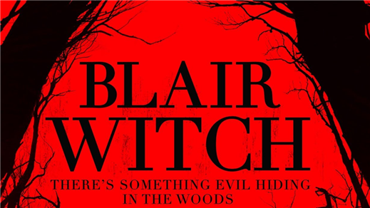 Bild för Blair Witch (Sal1 fr15 Kl.20:30 1h29min), 2016-09-27, Saga Salong 1