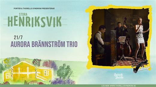 Bild för Aurora Brännström Trio, 2021-07-21, Stora Henriksvik