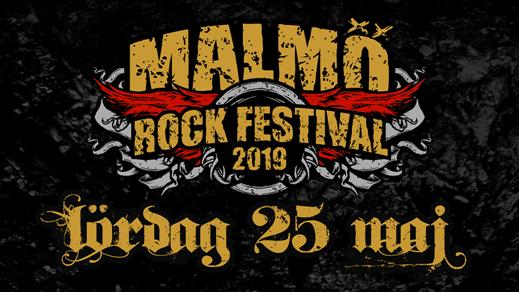 Bild för Malmö Rock Festival, 2019-05-25, Malmö Folkets Park