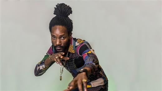 Bild för Kabaka Pyramid (JAM) LIVE, 2019-03-23, Babel