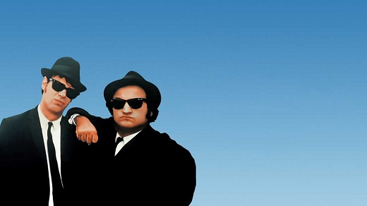 Bild för Drive-in: The Blues Brothers, 2021-08-06, Drive-in sommarbio