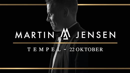 Bild för Martin Jensen 22/10, 2016-10-22, Tempel Nattklubb