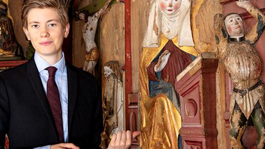 Bild för En historisk standup med Moa Svan, 2019-11-06, Historiska museet