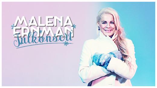 Bild för Malena Ernman - Julkonsert, 2018-12-10, UKK - Stora salen