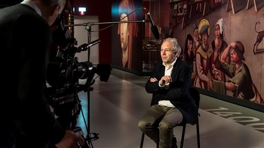 Bild för Hieronymus Bosch och hans märkliga värld., 2018-04-15, Landskrona Teater