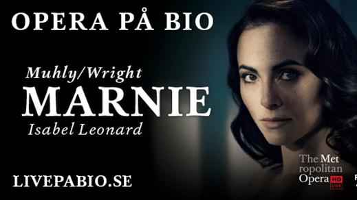 Bild för Marnie - The Met Live HD, 2018-11-10, Kulturhuset i Svalöv
