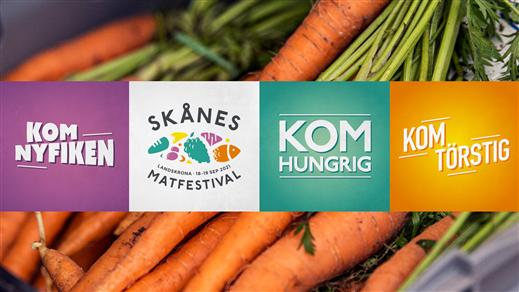 Bild för Skånes Matfestival 2021, 2021-09-18, Landskrona, Citadellområdet