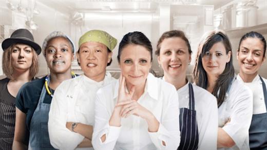 Bild för Doc Lounge -  The Heat - A kitchen (r)evoloution, 2019-04-11, Teater Halland Foajéscen