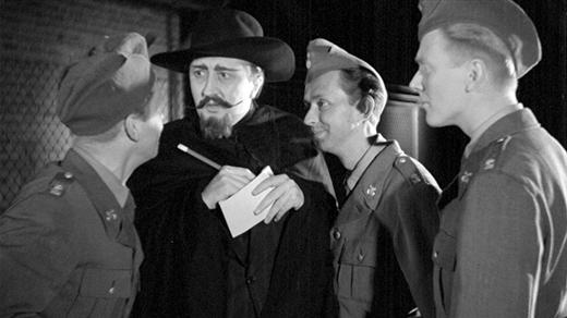 Bild för Film: Spionage och sabotage, 2020-02-16, Armémuseum