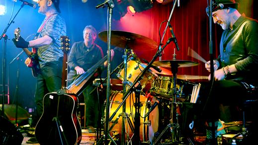 Bild för Pugh med Band Fredag, 2019-05-03, Musikens Hus Stora Scen