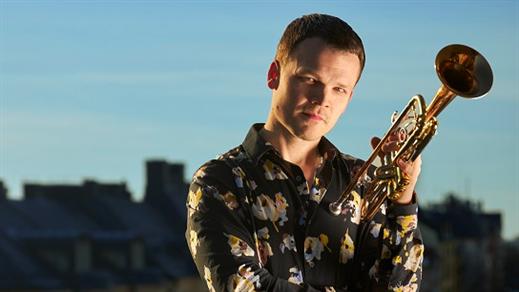 Bild för Karl Olandersson KOK, 2021-10-09, Hallsbergs Jazz- och Bluesklubb