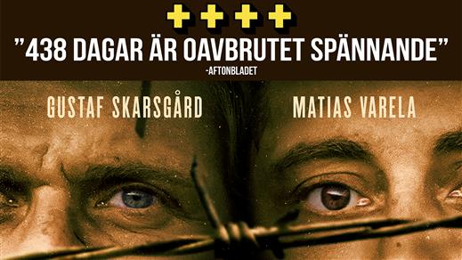 Bild för 438 Dagar (Sv. txt), 2019-11-26, Ersboda Folkets Hus