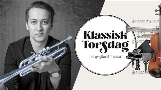 Haydns Trumpetkonsert - Kulturhuset Spira - Jönköping - 22 april 2021