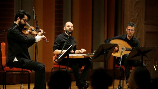 Bild för 211018 Sada Trio, 2021-10-18, Stallet - Världens Musik
