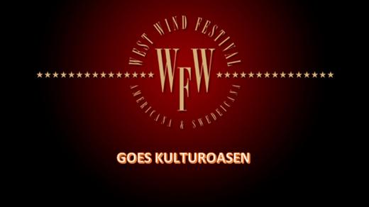 Bild för WEST WIND FESTIVAL goes Kulturoasen, 2021-03-27, Kulturoasen