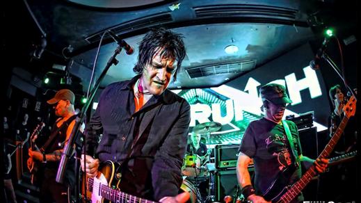 Bild för The Crunch (UK/S), 2017-02-23, Folk Å Rock